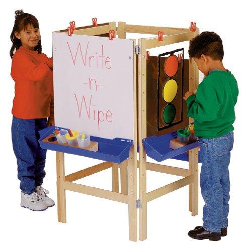 4 Way Adjustable Easel - School & Play Furniture