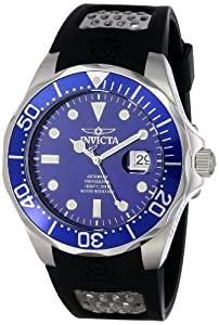 "Invicta Men's 11752 ""Pro Diver"" Stainless Steel Automatic Watch with Polyurethane Strap"