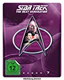 Star Trek: The Next Generation - Season 7 (Steelbook, exklusiv bei Amazon.de) [Blu-ray] [Limited Collector's Edition]