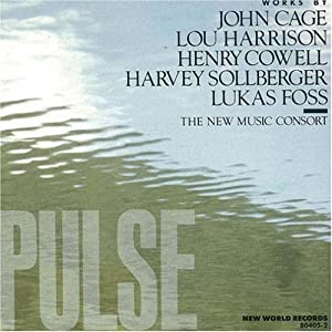 The New Music Consort: Pulse - Percussion Works