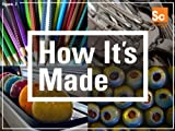 How It's Made: Surfboards, Stickers, Sandwich Cookies, Concrete Roofing Tiles