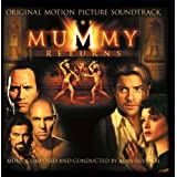 "The Mummy Returnsvon ""Alan Silvestri"""