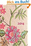 Mini Kalender 2014 - Blumen: etwa DIN...
