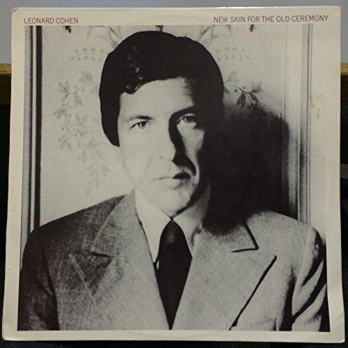 Leonard Cohen New Skin For The Old Ceremony vinyl record (New Skin For The Old Ceremony compare prices)