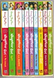 Enid Blyton The Naughtiest Girl Set, 10 Books, RRP £49.99 (Naughtiest Girl in the School, Naughtiest Girl Again, Is a Monitor, Here's the Naughtiest Girl, Keeps a Secret, Helps a Friend, Saves the Day, Well Done the Naughtiest Girl, Wants to Win, Marche