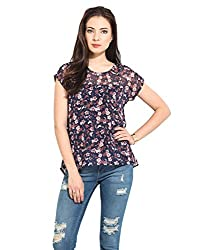 Flower Printed Top X-Large