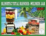 Blendtec Total Blender, WildSide Jar - Black