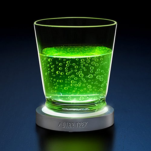 Star Trek Light & Sound Transporter Pad LED Coaster