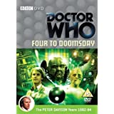 Doctor Who - Four to Doomsday [DVD]by Peter Davison