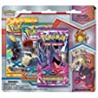 Pokemon TCG: Mega Evolution Collector\'s Pin Card Game (3-Pack)