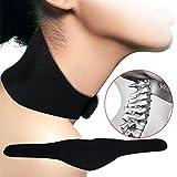 Vinmax Tourmaline Far Infrared Ray Heat Neck Massager Brace Support Strap Relief Pain-Tourmaline Remedy for Stiff Neck