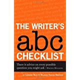 The Writer's ABC Checklist (Secrets to Success)by Lorraine Mace
