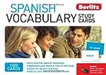 Berlitz Spanish Vocabulary Study Card...