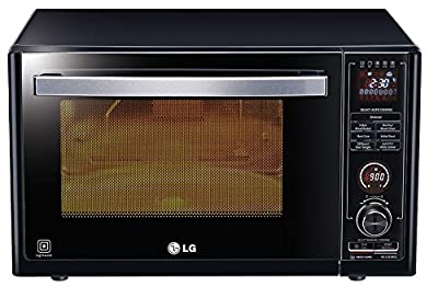 LG MJ3283BKG 32-Litre Convection Microwave Oven (Black)