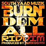SOUTH YAAD MUZIK ''BURN DEM ALL RIDDIM''