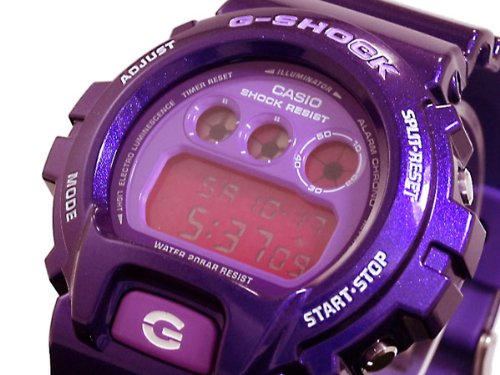 Casio CASIO G shock g-shock crazy colors watch DW 6900CC-6 [parallel import goods]