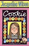 Cover of Cookie by Jacqueline Wilson 0552558311