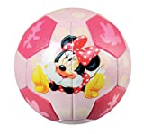 Franklin Sports Disney Minnie Mouse Air Tech Soft Foam Soccer Ball, Size 3