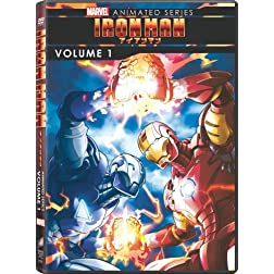 Marvel Anime: Ironman - Season 01 - Vol. 1