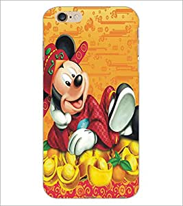 PRINTSWAG CARTOON CHARACTER Designer Back Cover Case for APPLE IPHONE 6 PLUS G355H