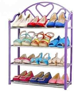rangement chaussures stack