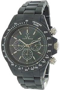 Toywatch Grey Mother of Pearl Chronograph Watch. FL41GU