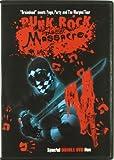 DVD Cover 'Various Artists - Punkrock Splatter Massacre (2 DVDs) [Special Edition]