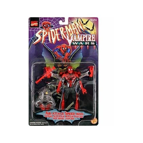SPIDER-MAN VAMPIRE WARS:AIR ATTACK SPIDER-MAN - 1