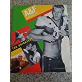 Abercrombie & Fitch A & F Quarterly 2001 Back to School ~ Bruce Webber