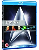 Star Trek 7: Generations (Remastered) [Blu-ray] [Import anglais]