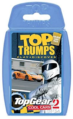 Top Trumps Top Gear Cool Cars 2