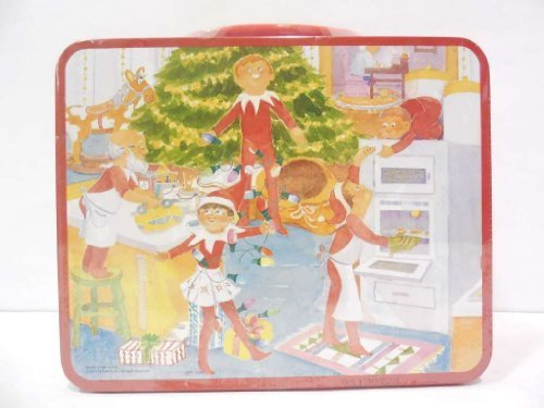 The Elf on the Shelf Lunch box with 48 Puzzle Pieces (Styles May Vary) - 1