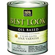 - W54V00704-13 Best Look Spar Varnish-GLS ALKYD SPAR VARNISH