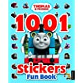 Thomas & Friends: 1001 Stickers Fun Book