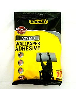 10 Roll Stanley Wallpaper Paste from Stanley