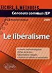 Concours commun IEP 2009 : Le libral...