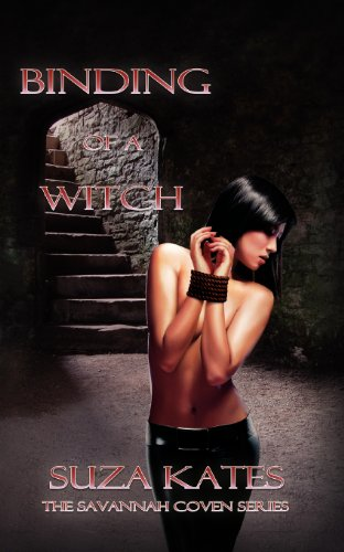 Binding of a Witch (The Savannah Coven #3)