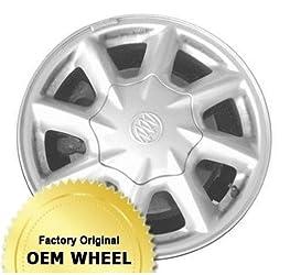 BUICK LESABRE 16X6.5 8 SPOKE Factory Oem Wheel Rim- SILVER – Remanufactured