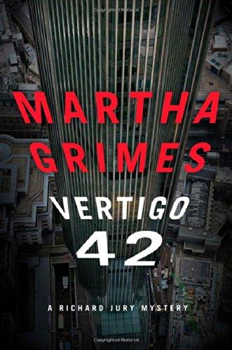 Vertigo 42: A Richard Jury Mystery (Richard Jury Mysteries)