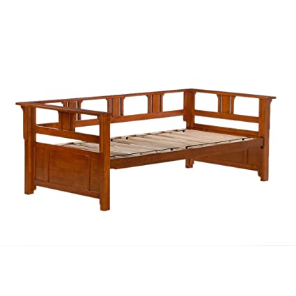 Night And Day Furniture Teddy Daybed Roosevelt In Cherry Finish
