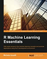 R Machine Learning Essentials Front Cover