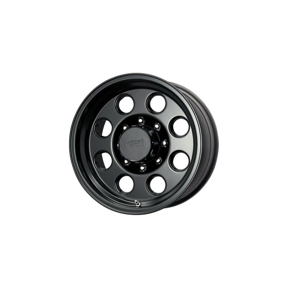 MB Wheels 72 Matte Black Wheel (14x5.5/5x114.3mm)