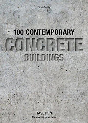 100 Contemporary Concrete Buildings [Jodidio, Philip] (Tapa Dura)