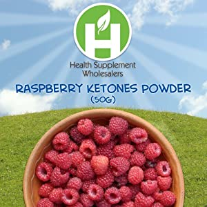 Raspberry Ketones Bulk Powder 50 Grams from Direct From Manufacturer
