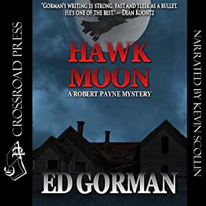 Hawk Moon - A Robert Payne Mystery Audiobook