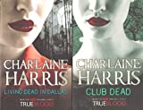 Sookie Stackhouse Vampire Books 2 & 3, RRP £13.98: Living Dead in Dallas & Club Dead (True Blood) Charlaine Harris