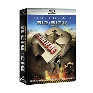 Banlieue 13 : L'intégrale [Blu-ray]