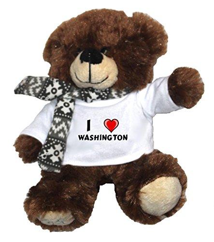 personalised-bear-plush-toy-with-i-love-washington-t-shirt-first-name-surname-nickname