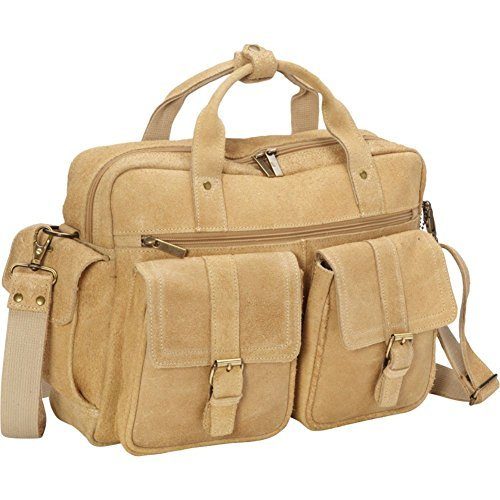 david-king-co-double-pocket-briefcase-tan-one-size