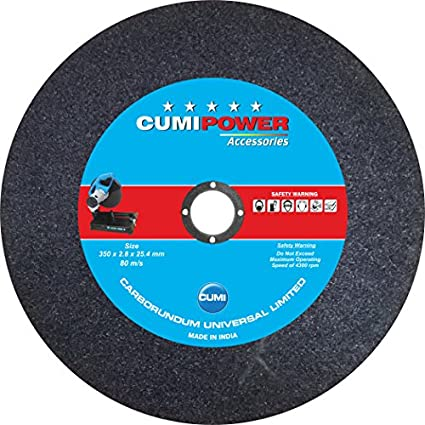 350mm Chopsaw Wheel (5 Pcs)